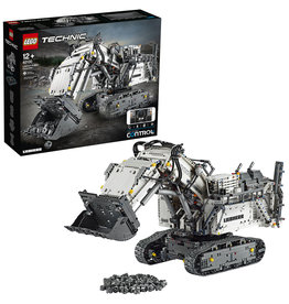 LEGO Lego Technic 42100 Liebherr R9800 Excavator