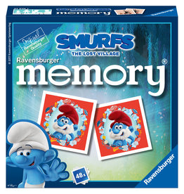 Ravensburger Smurfen Memory Mini