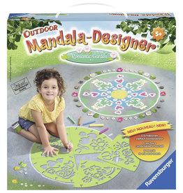 Ravensburger Outdoor Mandala Romantic Garden