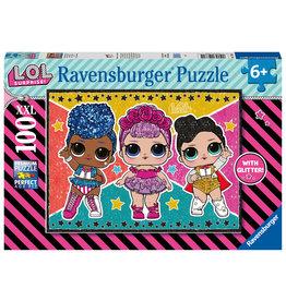 Ravensburger L.O.L. Sterren En Glitters 100Xxl