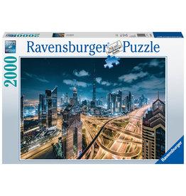 Ravensburger Ravensburger puzzel 150175 Uitzicht Op Dubai  2000 stukjes