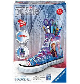 Ravensburger Ravensburger 3D puzzel Frozen Sneaker  108St  121212