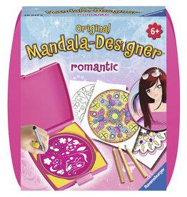Ravensburger Ravensburger Mandala -Designer Mini 299478 Romantic