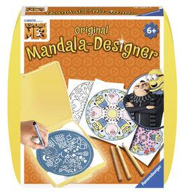Ravensburger Ravensburger Mandala-Designer mini 299959 Despicable Me 3