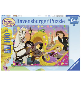 Ravensburger Take On The World 100Xxl -Tangled