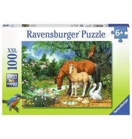 Ravensburger Idylle Bij De Vijver 100Xxl