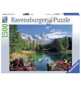 Ravensburger Bergmeer Bij Matterhorn 1500