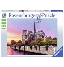 Ravensburger Picturesque Notre Dame 1500