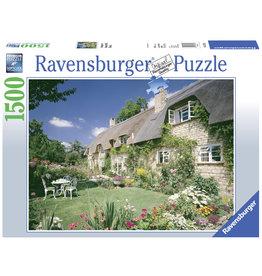 Ravensburger Ravensburger puzzel 163526 Cottage At Bredon Hill 1500 stukjes