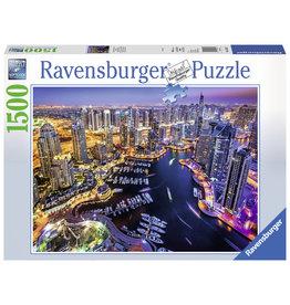 Ravensburger Ravensburger puzzel 163557 Dubai aan de Perzische Golf 1500 stukjes