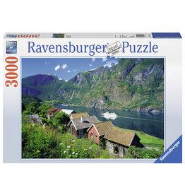 Ravensburger Sognefjord Noorwegen 3000