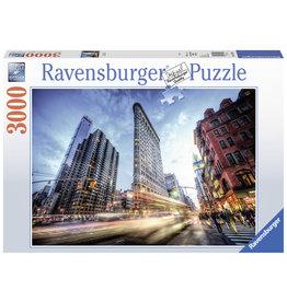 Ravensburger Flat Iron Building 3000
