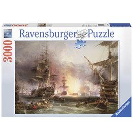 Ravensburger Ravensburger puzzel  170104 Bombardement Van Algiers 3000  stukjes