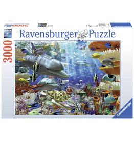 Ravensburger Ravensburger puzzel 170272 Leven onder Water 3000 stukjes