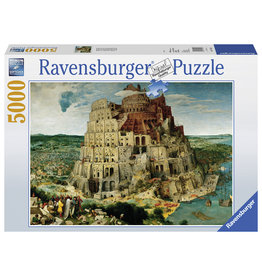 Ravensburger Ravensburger puzzel 174232  De Toren Van Babel  5000 stukjes