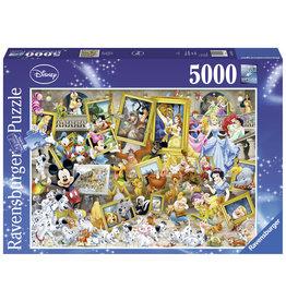 Ravensburger Ravensburger puzzel 174324  Artistic Mickey 5000  stukjes