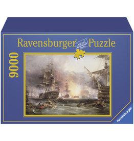Ravensburger Ravensburger puzzel Bombardement Van Algiers  9000
