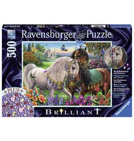 Ravensburger Schitterend Paardenpaar Brilliant 500