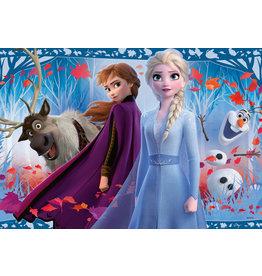 Ravensburger Ravensburger Puzzel Disney Frozen 2 - Reis  naar het Onbekende 2x12 Stukjes