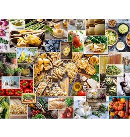 Ravensburger Ravensburger puzzel 150168 Food Collage - 2000 stukjes