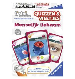 Tiptoi Tiptoi Quizzen & Weetjes:  Menselijk Lichaam