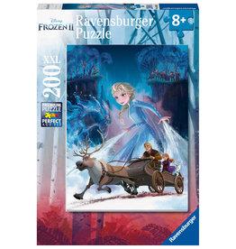 Ravensburger Ravensburger Puzzel Disney Frozen 2 -  Het Mysterieuze Bos 200 XXL