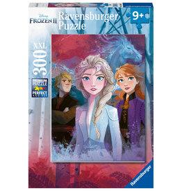 Ravensburger Ravensburger puzzel DFZ2: Elsa, Anna En Kristoff 300XXL