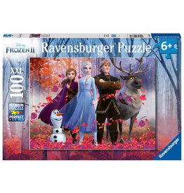 Ravensburger Ravensburger Puzzel Disney Frozen 2 - De Magie van het Bos 100 XXL