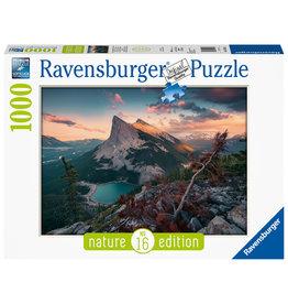 Ravensburger Ravensburger 'S Avonds In De Rocky Mountains - 1000