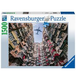 Ravensburger Ravensburger puzzel 150137  Hong Kong  1500 stukjes