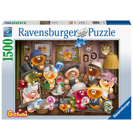 Ravensburger Ravensburger puzzel 150144 Familie Gelini  1500 stukjes