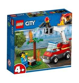 LEGO Bbq Brand Blussen - City