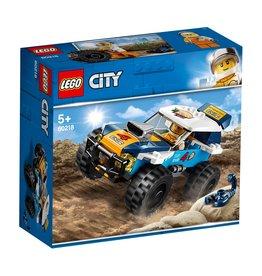 LEGO Woestijn Rallywagen - City