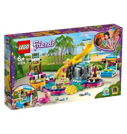 LEGO ANDREA'S POOL PARTY - RIDE