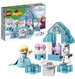 LEGO Elsa En Olaf'S Theefesst - Elsa And Olaf'S Ice Party