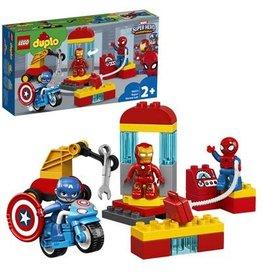 LEGO Laboratorium van Superhelden - Super Heroes Lab