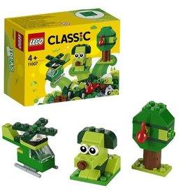 LEGO Classic Creatieve Groene Blokken - Creative Green Bricks