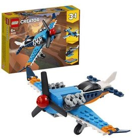 LEGO Propellervliegtuig - Propellor Plane