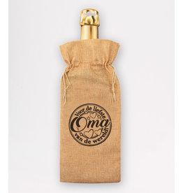 Bottle Gift Bag - Oma