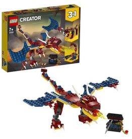 LEGO Creator Vuurdraak - Fire Dragon