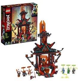 LEGO Keizerrijk tempel van de waanzin - Empire Temple of Madness