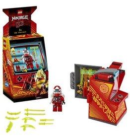 LEGO Kai avatar - Arcade Pod