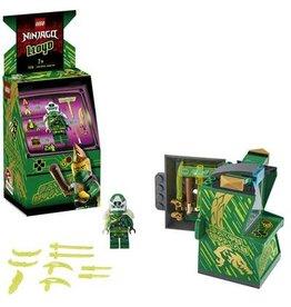 LEGO Lloyd avatar - Arcade Pod