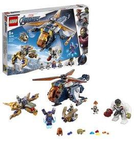 LEGO Avengers Hulk Helikopterredding - Hulk Helocopter