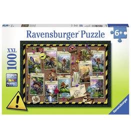 Ravensburger Collectie dinosauriërs 100XXL