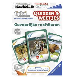 Tiptoi Tiptoi Quizzen&Weetjes: Roofdieren