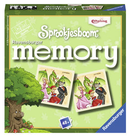 Ravensburger Ravensburger  Sprookjesboom Memory® Mini