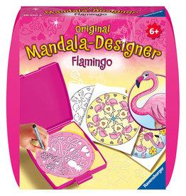 Ravensburger Ravensburger Mandala-Designer Mini  285204 Flamingo's