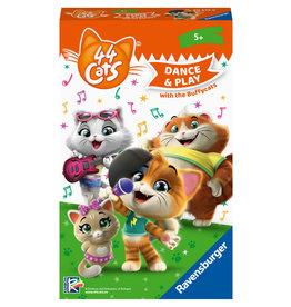 Ravensburger 44 Cats: Dance and play - pocketspel