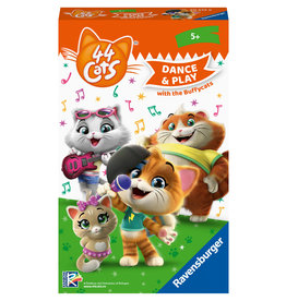 Ravensburger 44 Cats: Dance And Play With The Buffycats